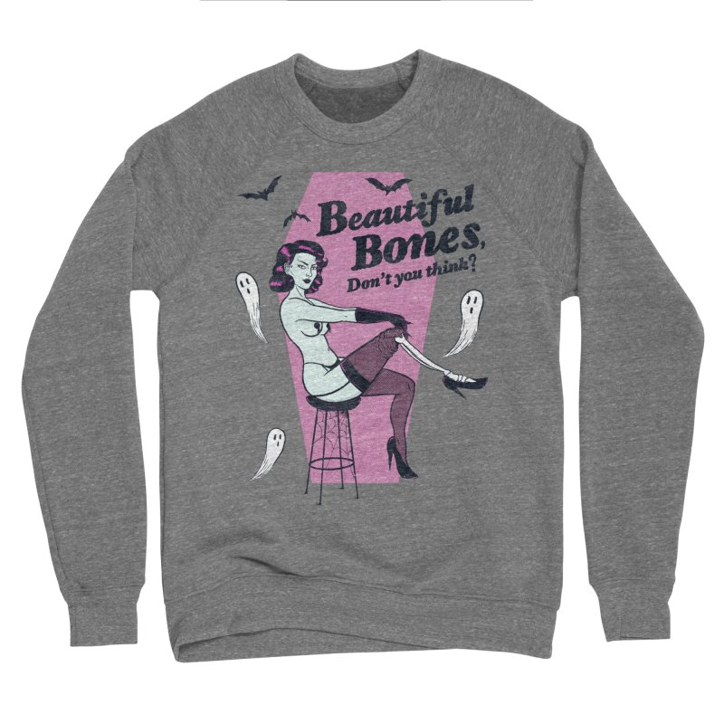 Beautiful Bones Women's Sweatshirt by classycreeps's Artist Shop