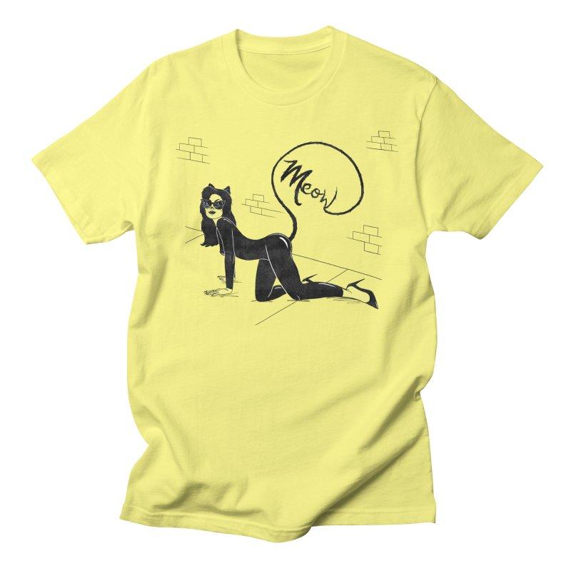 Alley Cat Men's T-Shirt by classycreeps's Artist Shop