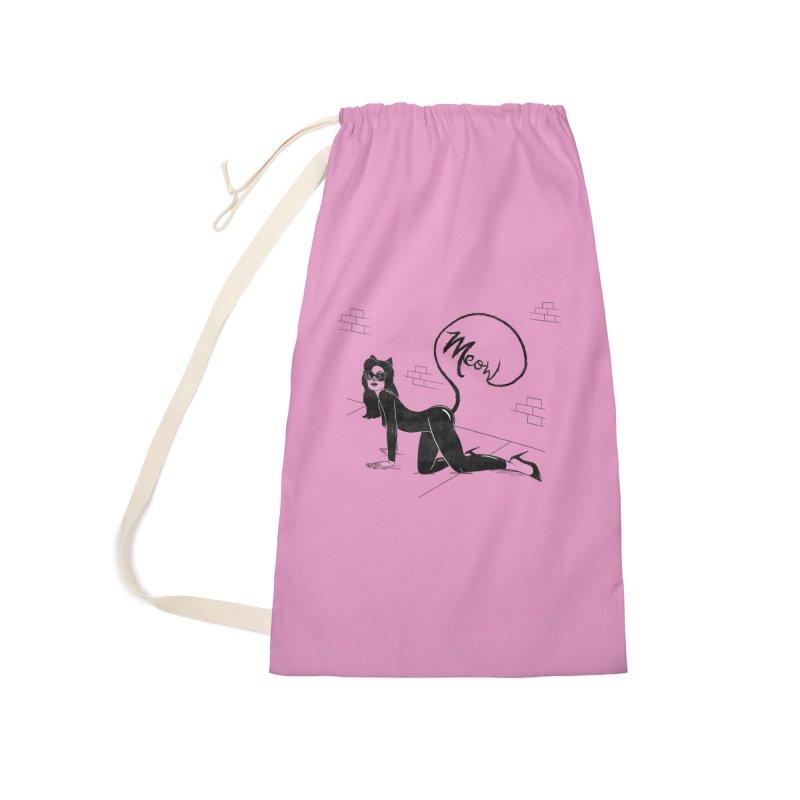 Alley Cat Accessories Bag by classycreeps's Artist Shop