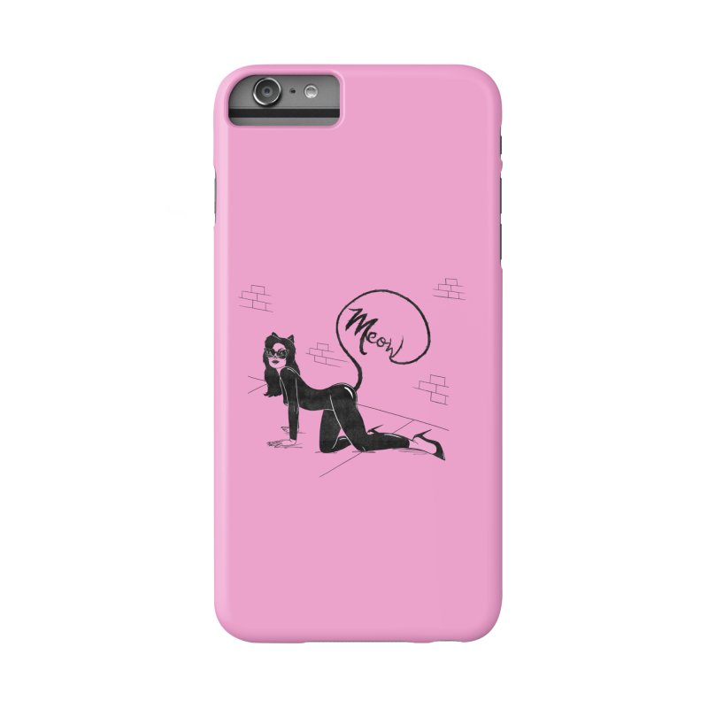 Alley Cat Accessories Phone Case by classycreeps's Artist Shop