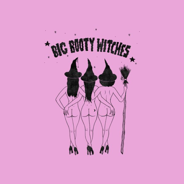 image for Big Booty Witches
