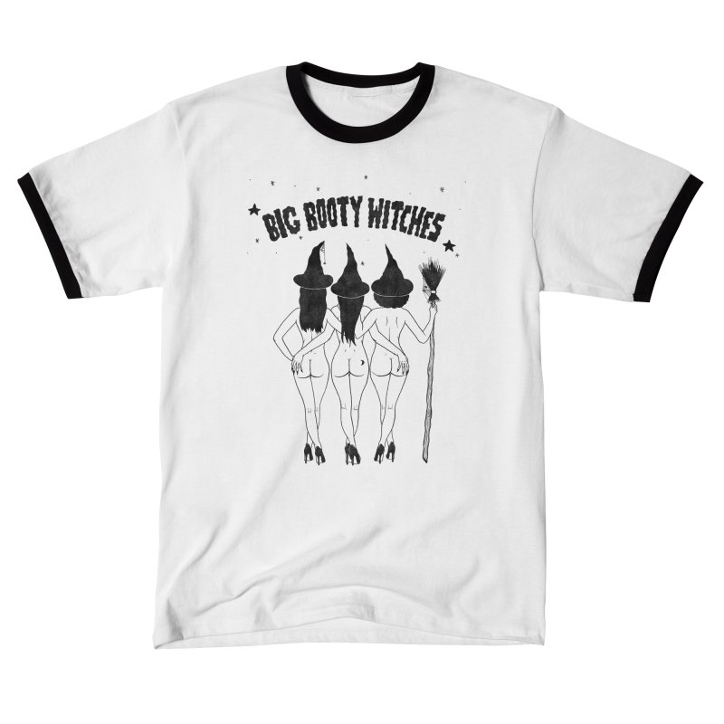 Big Booty Witches Women's T-Shirt by classycreeps's Artist Shop