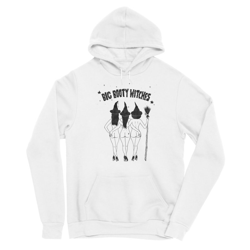 Big Booty Witches Women's Pullover Hoody by classycreeps's Artist Shop