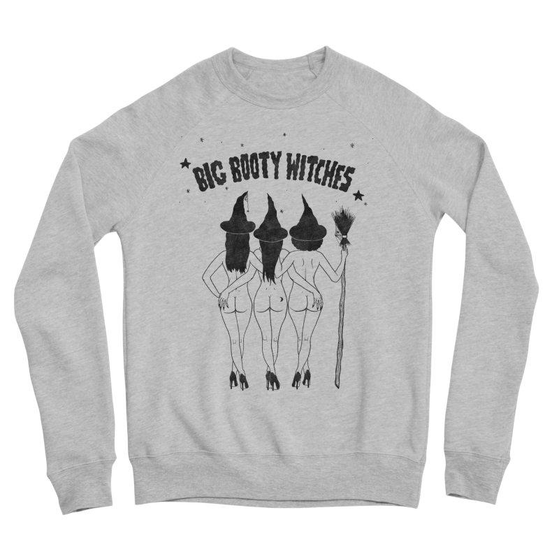 Big Booty Witches Women's Sweatshirt by classycreeps's Artist Shop