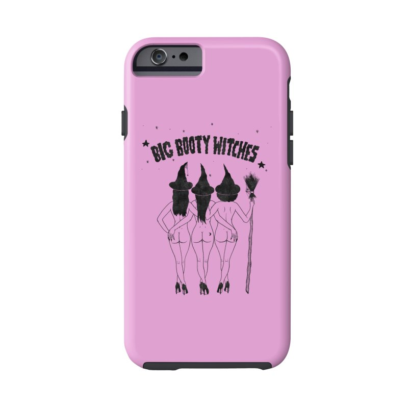 Big Booty Witches Accessories Phone Case by classycreeps's Artist Shop