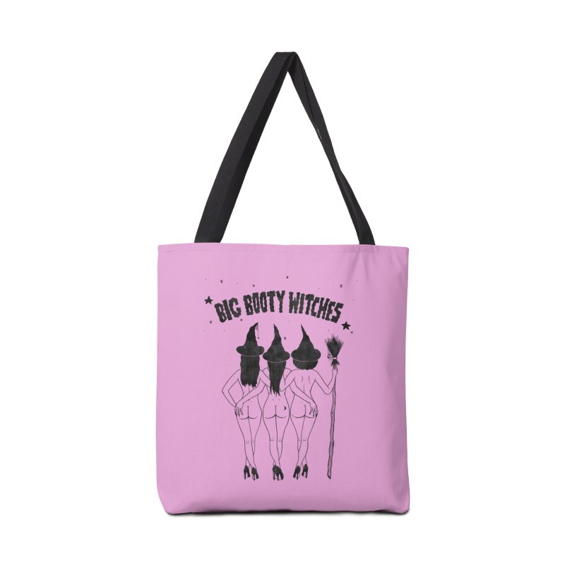 Big Booty Witches Accessories Bag by classycreeps's Artist Shop