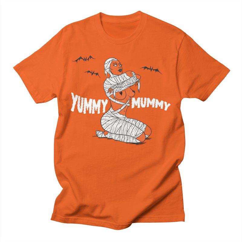 Yummy Mummy Men's T-Shirt by classycreeps's Artist Shop