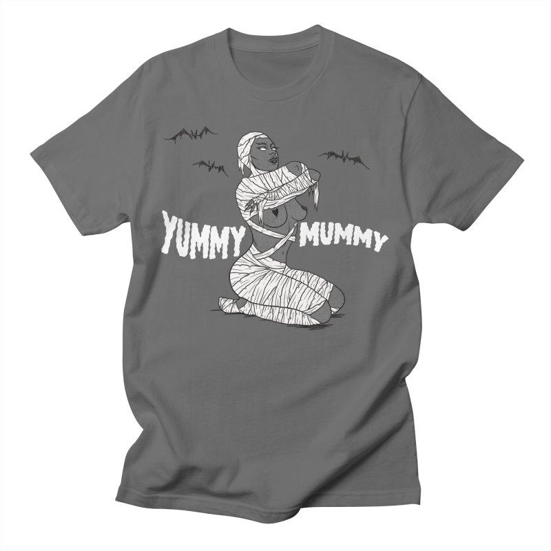 Yummy Mummy Women's T-Shirt by classycreeps's Artist Shop