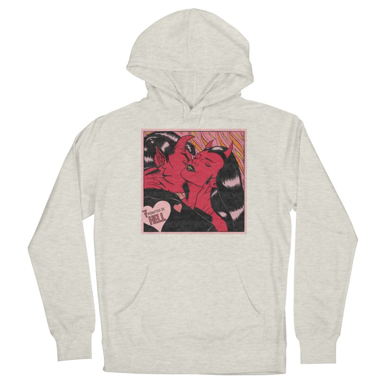 7 Minutes In Hell Men's Pullover Hoody by classycreeps's Artist Shop