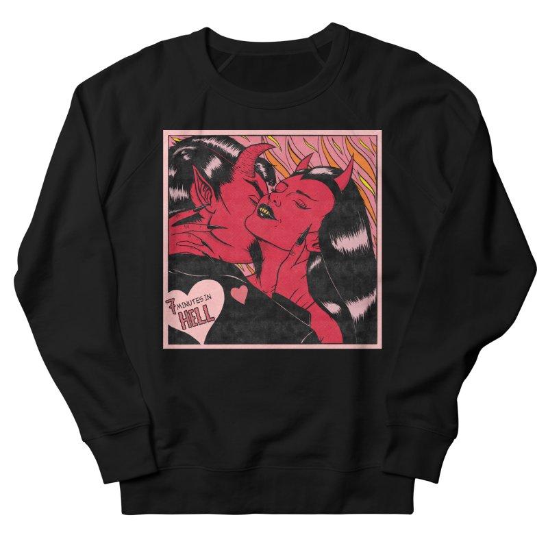 7 Minutes In Hell Women's Sweatshirt by classycreeps's Artist Shop