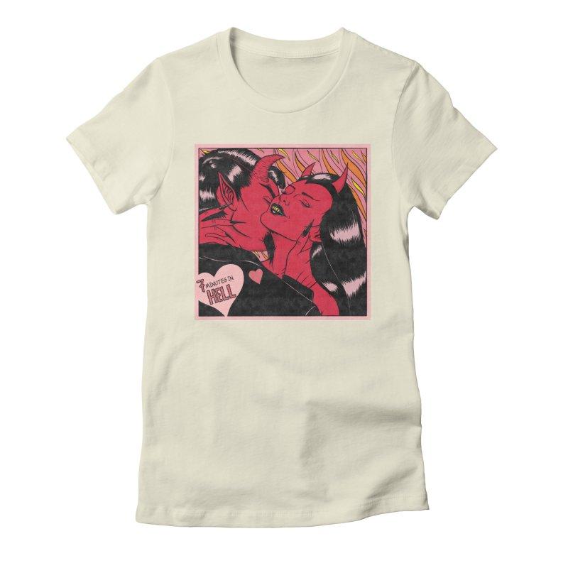 7 Minutes In Hell Women's T-Shirt by classycreeps's Artist Shop