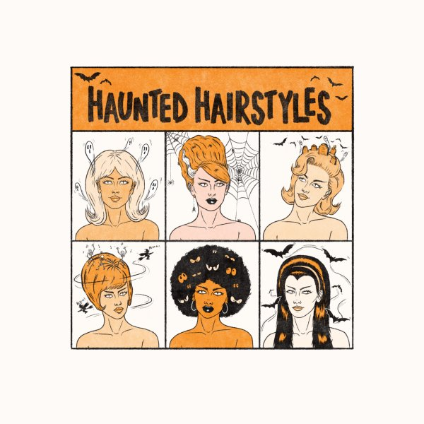 image for Haunted Hairstyles