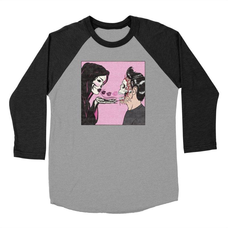 Kiss Of Death Men's Longsleeve T-Shirt by classycreeps's Artist Shop
