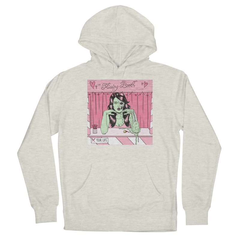 Kissing Booth Men's Pullover Hoody by classycreeps's Artist Shop