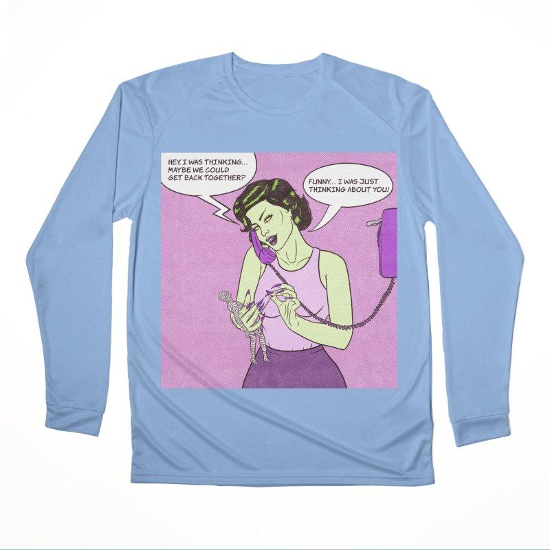 Hex Boyfriend Women's Longsleeve T-Shirt by classycreeps's Artist Shop