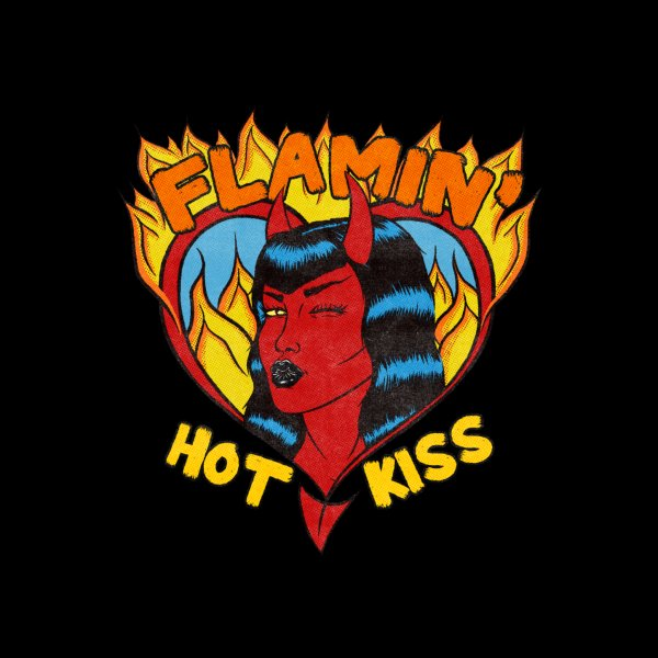 image for Flamin' Hot Kiss