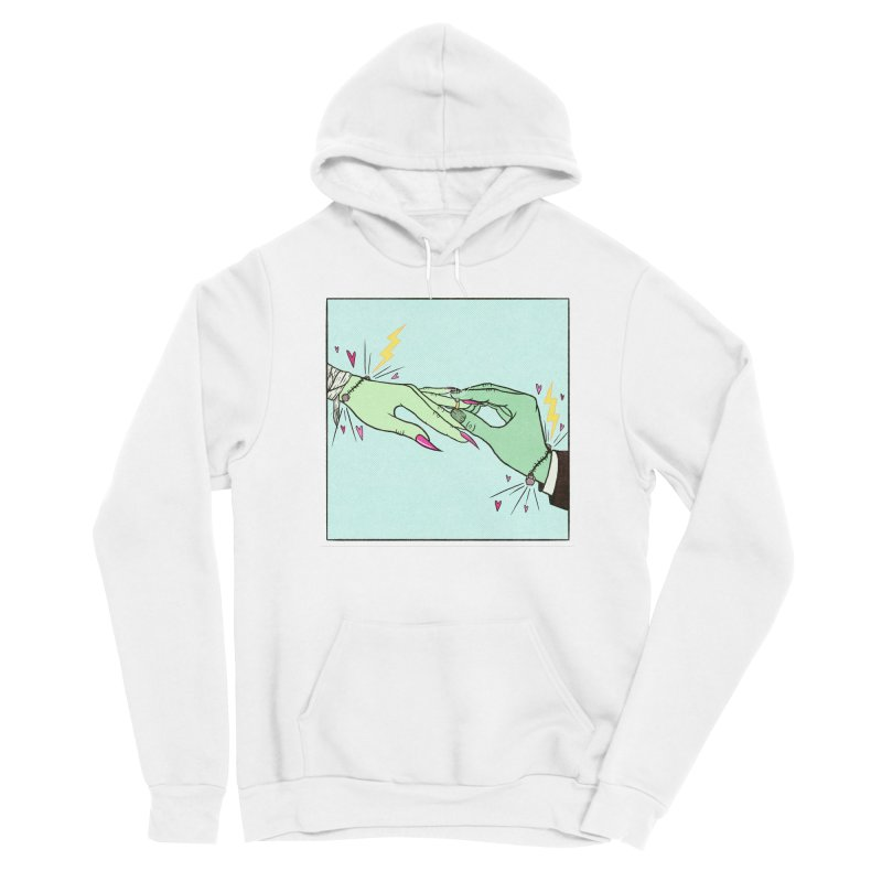 I Married a Monster! Men's Pullover Hoody by classycreeps's Artist Shop