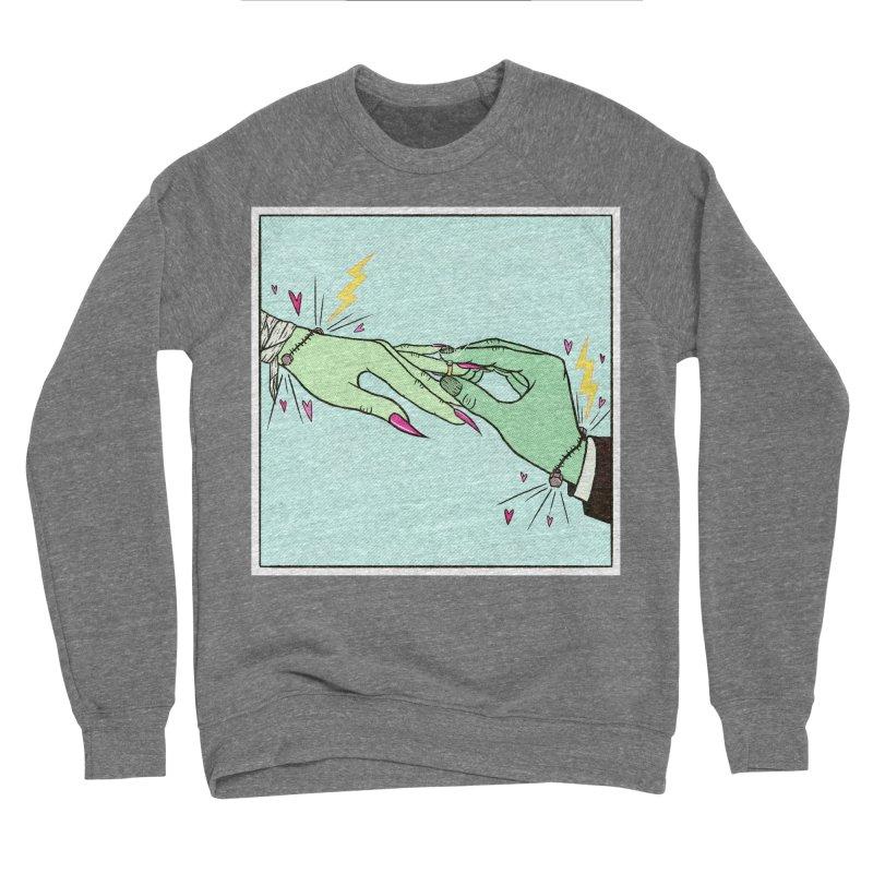 I Married a Monster! Men's Sweatshirt by classycreeps's Artist Shop