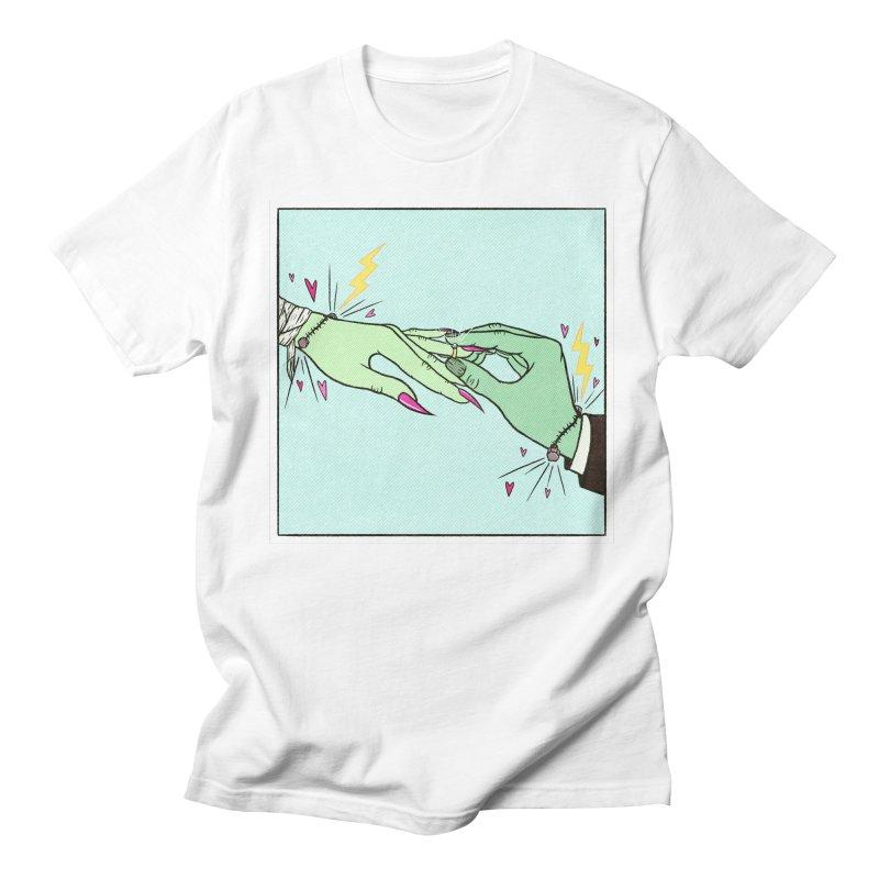 I Married a Monster! Men's T-Shirt by classycreeps's Artist Shop