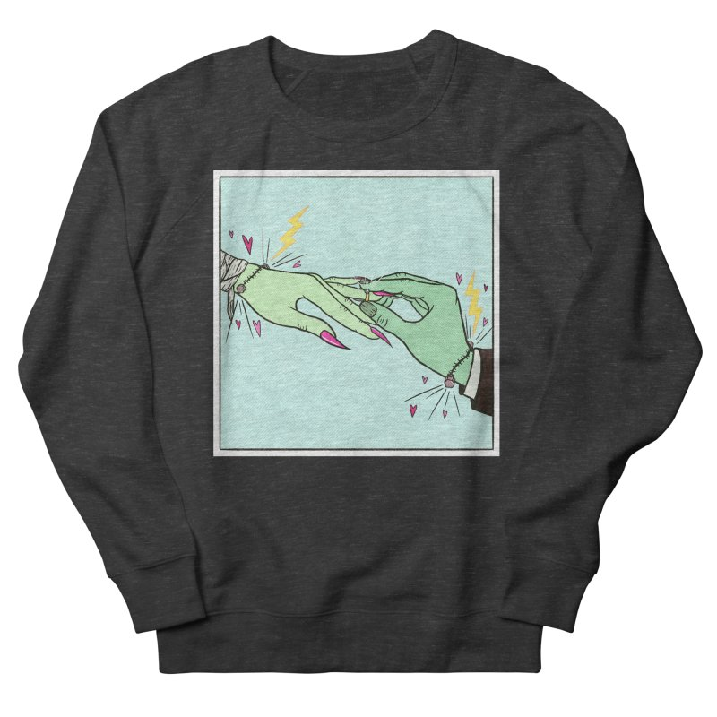 I Married a Monster! Women's Sweatshirt by classycreeps's Artist Shop