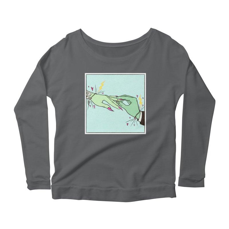 I Married a Monster! Women's Longsleeve T-Shirt by classycreeps's Artist Shop