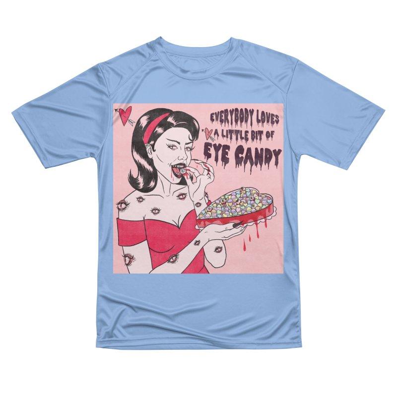 Eye Candy Men's T-Shirt by classycreeps's Artist Shop