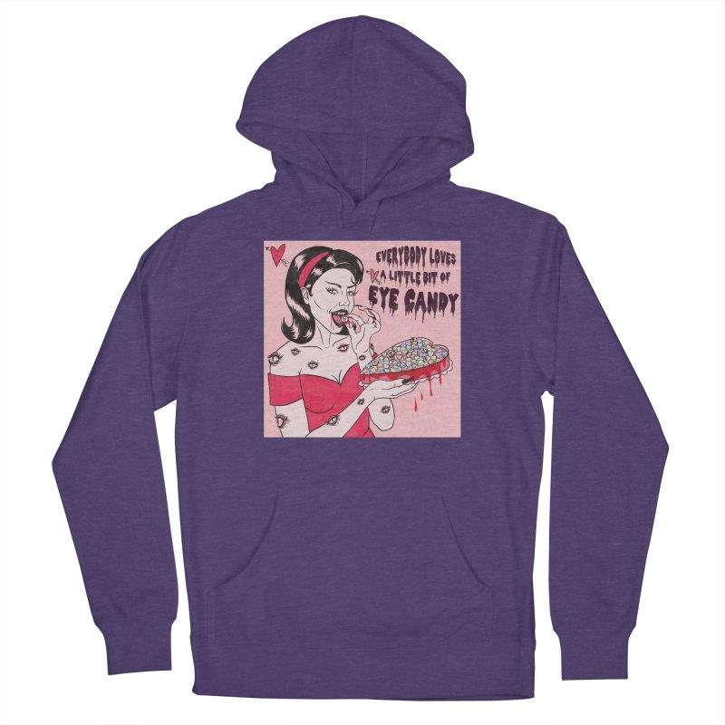 Eye Candy Women's Pullover Hoody by classycreeps's Artist Shop
