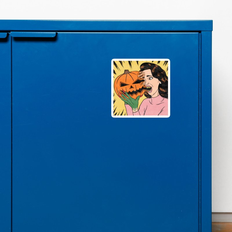 Get Into the Halloween Spirit! Accessories Magnet by classycreeps's Artist Shop