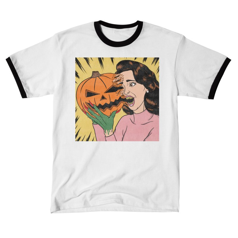 Get Into the Halloween Spirit! Men's T-Shirt by classycreeps's Artist Shop