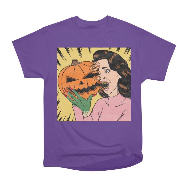 Get Into the Halloween Spirit! Women's T-Shirt by classycreeps's Artist Shop