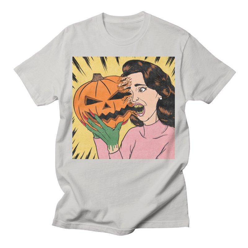 Get Into the Halloween Spirit! Men's T-Shirt by classycreeps's Artist Shop