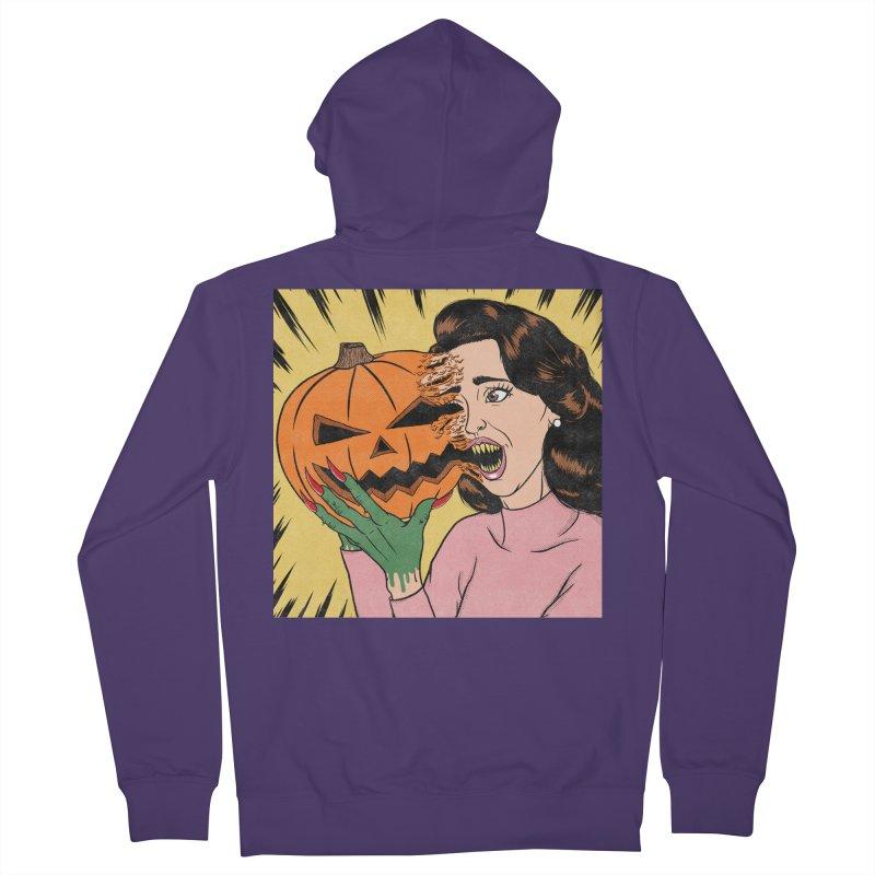 Get Into the Halloween Spirit! Women's Zip-Up Hoody by classycreeps's Artist Shop