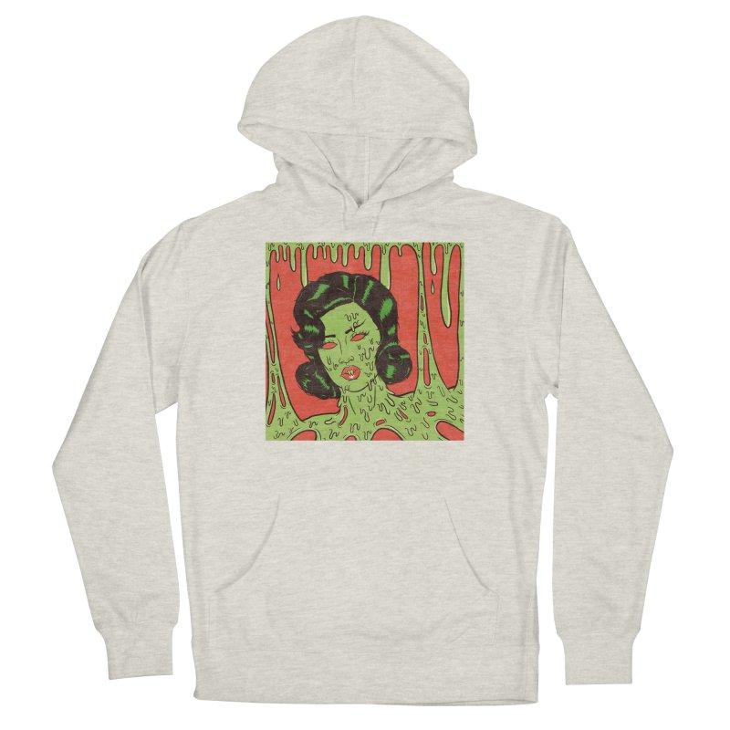 Oozing Slime Women's Pullover Hoody by classycreeps's Artist Shop