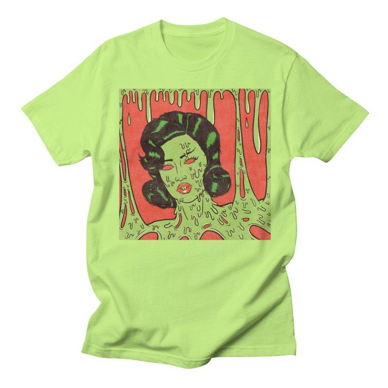 Oozing Slime Men's T-Shirt by classycreeps's Artist Shop