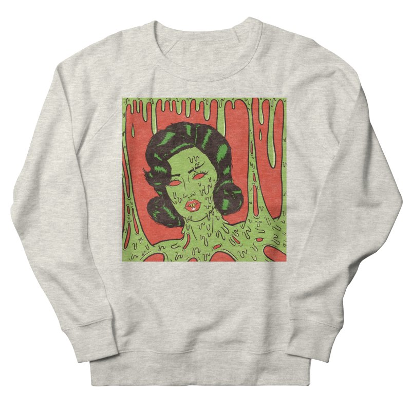 Oozing Slime Men's Sweatshirt by classycreeps's Artist Shop
