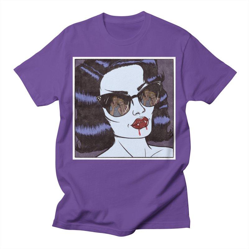 Blood Sucker Men's T-Shirt by classycreeps's Artist Shop