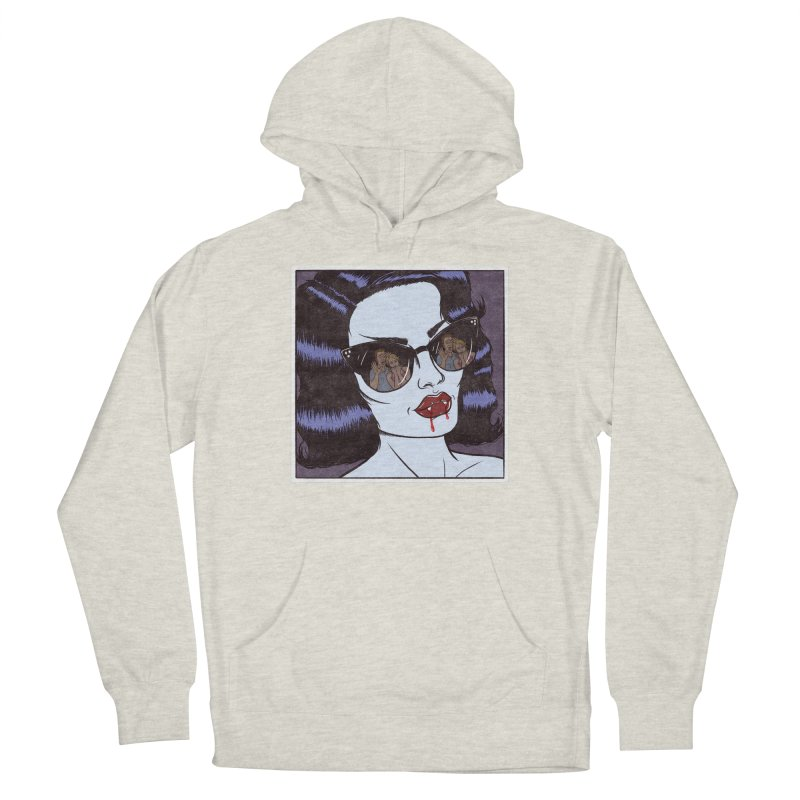 Blood Sucker Men's Pullover Hoody by classycreeps's Artist Shop