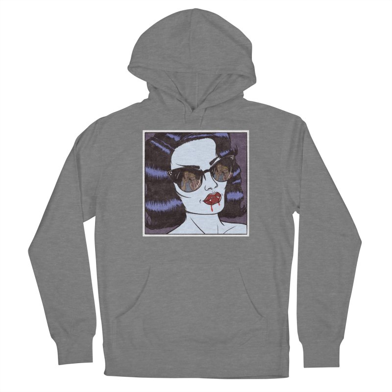 Blood Sucker Women's Pullover Hoody by classycreeps's Artist Shop