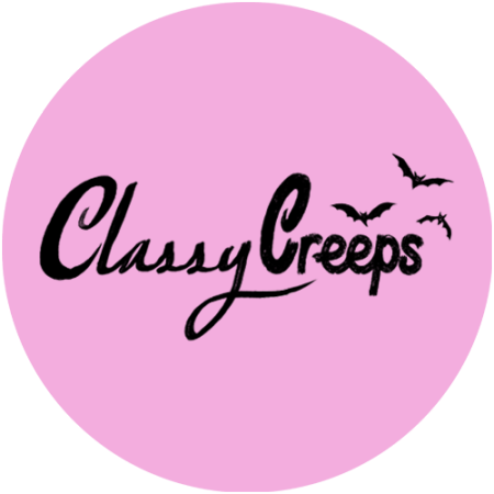 Logo for classycreeps's Artist Shop