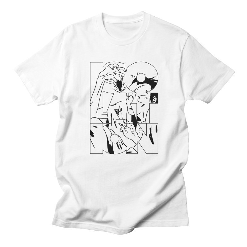 ISO LAT ION Men's T-Shirt by clavcity's Shop