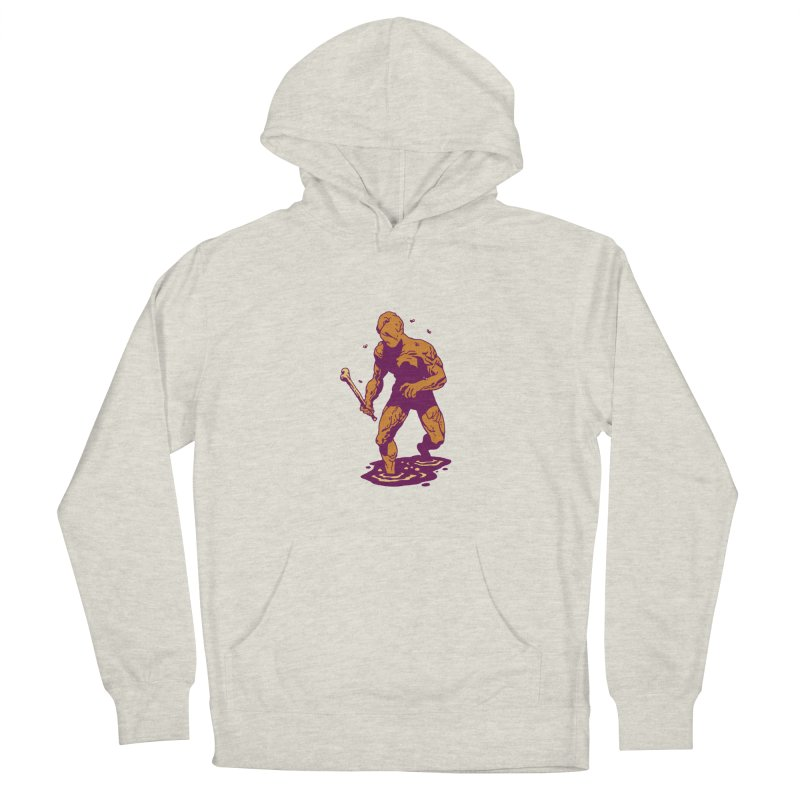 Meat Man Women's French Terry Pullover Hoody by clavcity's Shop