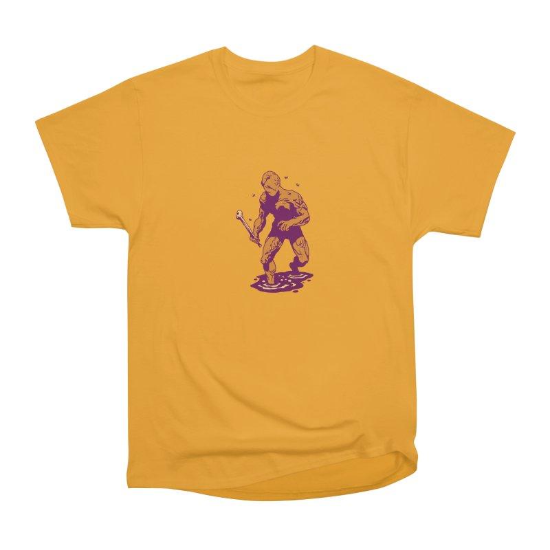 Meat Man Men's Heavyweight T-Shirt by clavcity's Shop