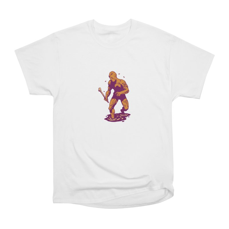 Meat Man Women's Classic Unisex T-Shirt by clavcity's Shop