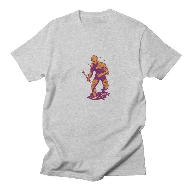 Meat Man Women's Regular Unisex T-Shirt by clavcity's Shop