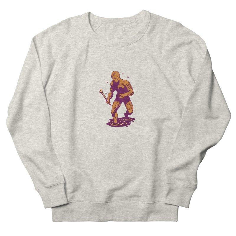 Meat Man Women's Sweatshirt by clavcity's Shop
