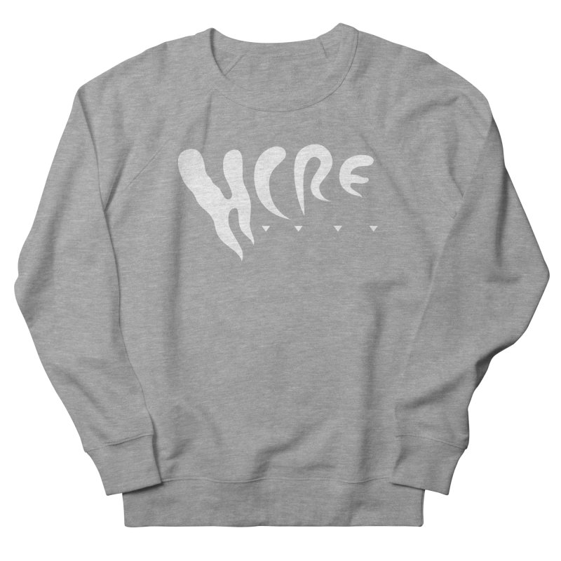 Hermit Crab Real Estate (white) Women's Sweatshirt by clavcity's Shop