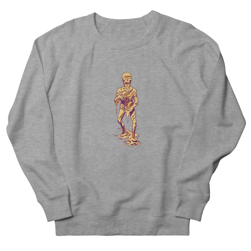 Melting Man Women's Sweatshirt by clavcity's Shop