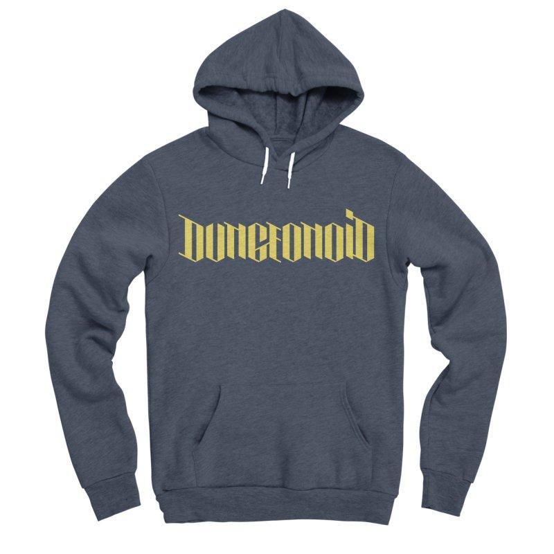 Dungeonoid (wordmark) Women's Sponge Fleece Pullover Hoody by clavcity's Shop