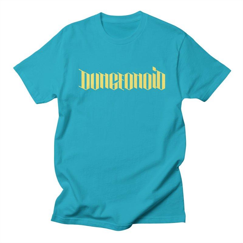 Dungeonoid (wordmark) Women's Regular Unisex T-Shirt by clavcity's Shop