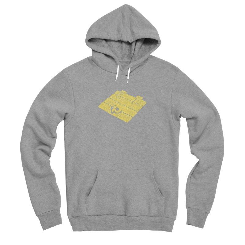 Dungeonoid (trap door icon) Women's Sponge Fleece Pullover Hoody by clavcity's Shop